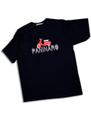 PANINARO lambretta scooter Mens t-shirt - The Working-class Brand - Closer Than Most