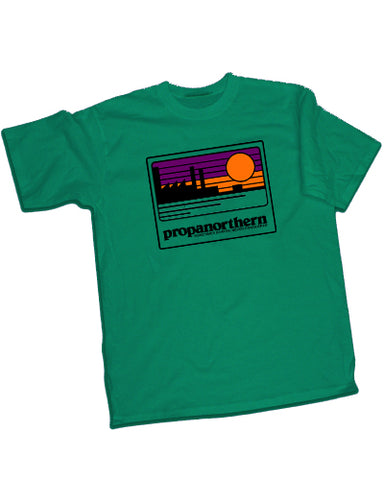 PROPANORTHERN #2 working-class Mens t-shirt - The Working-class Brand - Closer Than Most