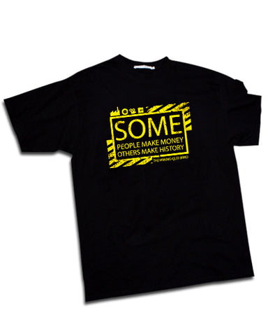 Some People factory Mens t-shirt
