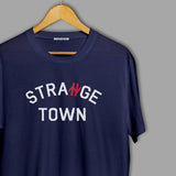 Strange Town awaydays football casual t-shirt - The Working-class Brand - Closer Than Most