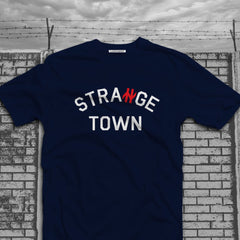Football Awadays Strange Town t-shirt
