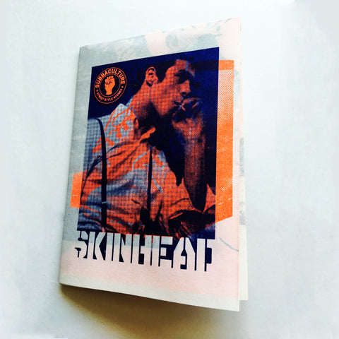 Subbaculture Poster Zine 1 : Skinhead - The Working-class Brand - Closer Than Most