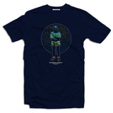 Technicolour Men's casual tee - The Working-class Brand - Closer Than Most