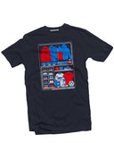 Clobber addict Men's the casuals directory t-shirt - The Working-class Brand - Closer Than Most