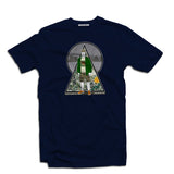 Where angels play spike island Men's t-shirt - The Working-class Brand - Closer Than Most