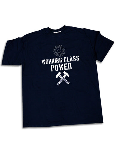 Working-class Power - The Working-class Brand - Closer Than Most