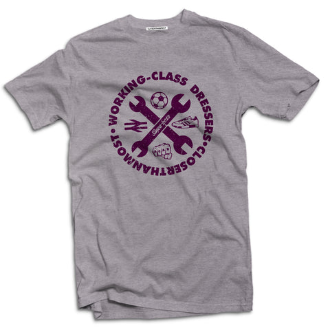 Working-class Dressers Men's t-shirt - The Working-class Brand - Closer Than Most