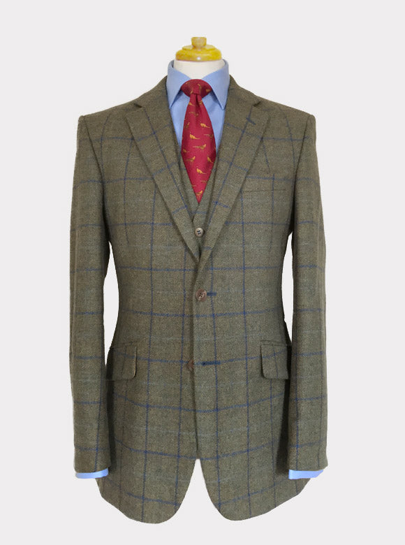 Redmayne Made to Measure Suiting