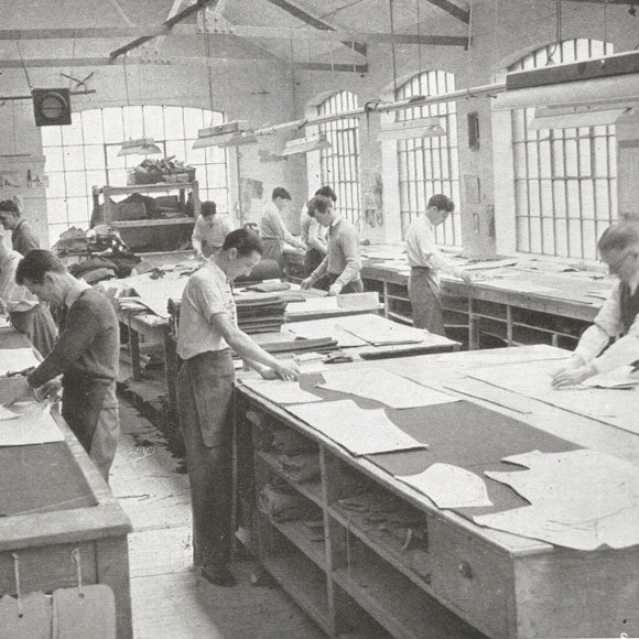 Redmayne Cutting Room 1960's