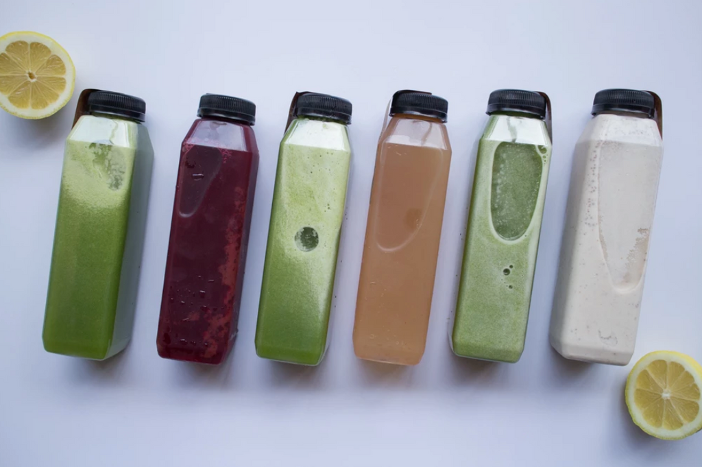 Prepared Juice Delivery, Cold Pressed Juice