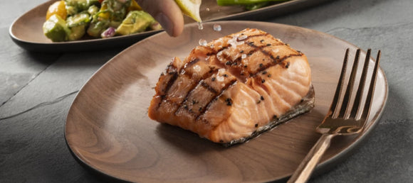 Three- 5 oz Grilled Salmon Addon
