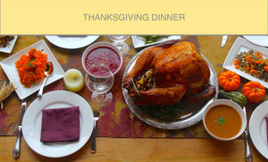 Thanksgiving Prepared Meal Delivery