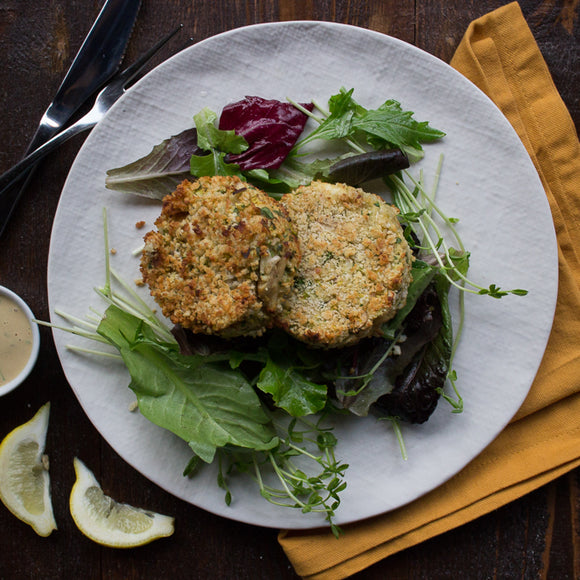 Whole30 Prepared Meals Fish Cake