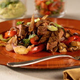 Grilled Steak Fajitas (Whole30 Friends & Family)