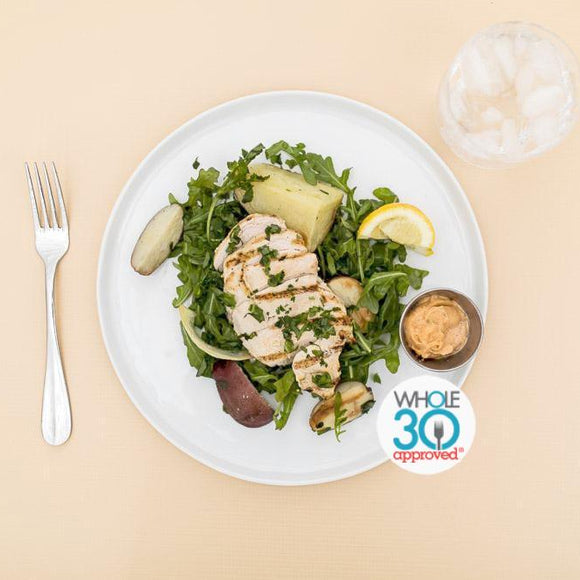 Tarragon Chicken Whole30 Prepared Meal Delivery