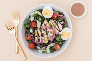 Coriander Chicken Salad