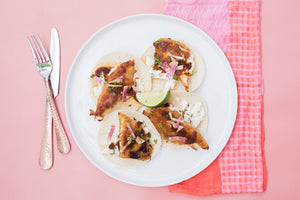 Fish Tacos Prepared Meal Plan Delivery