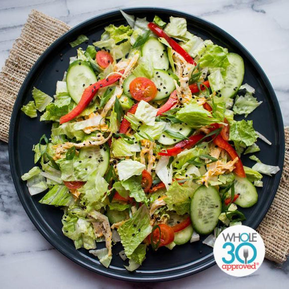 Best Whole30 Asian Salad