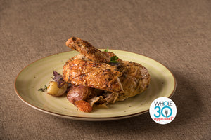 Bistro Chicken Whole30 Prepared Meal Plan Delivery