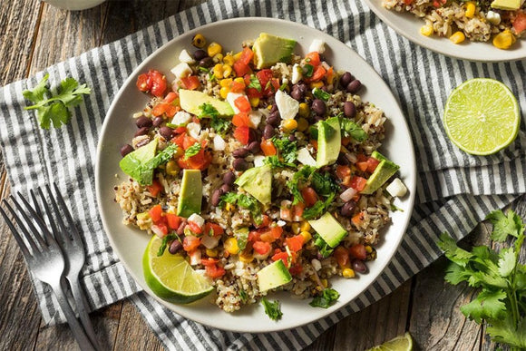 Chipotle Quinoa Bowl