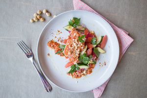 Cod Romesco Sauce Prepared Meals Delivery