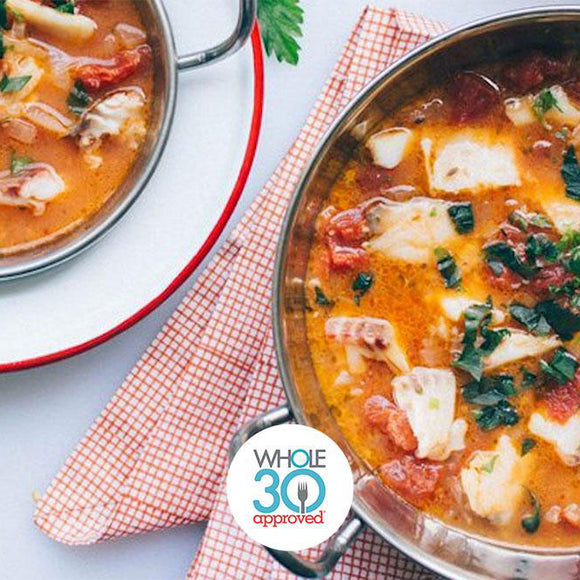 Whole30 Approved Fisherman's Stew