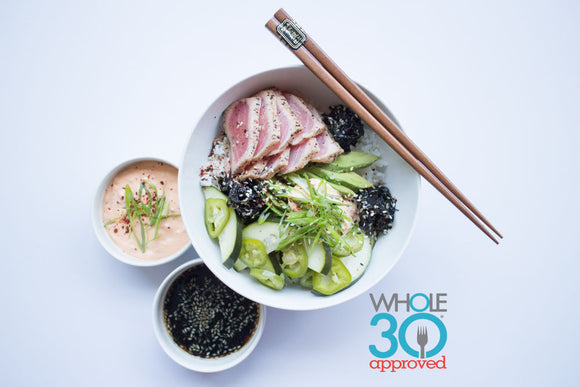 Whole30 Lunch + Dinner Meal Package