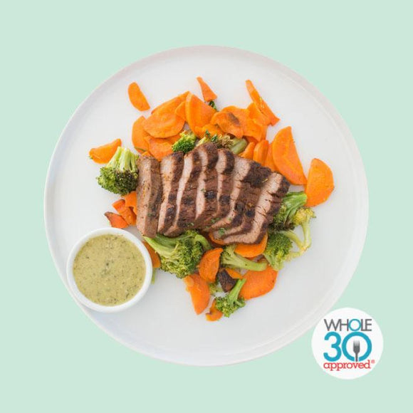 Whole30 Meals Steak Churrasco