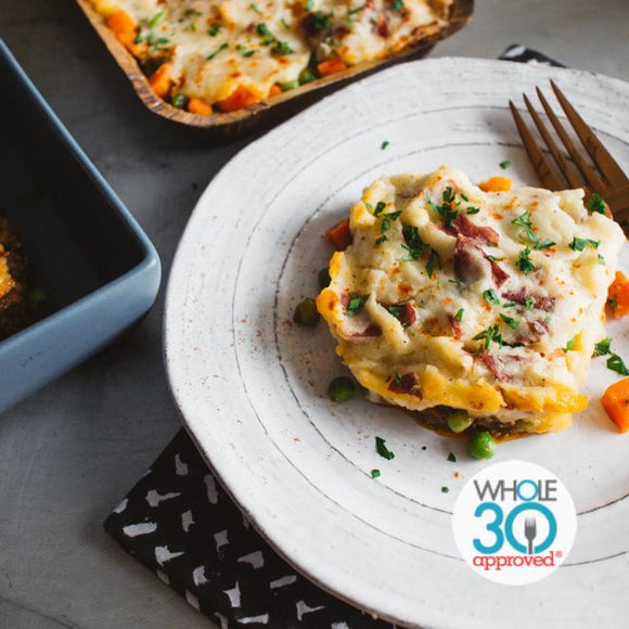 Whole30 Best Delivery Pot Pie