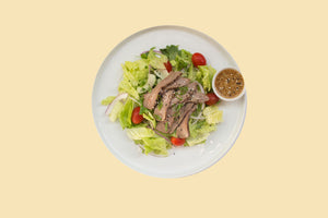 Whole30 Thai Steak Salad