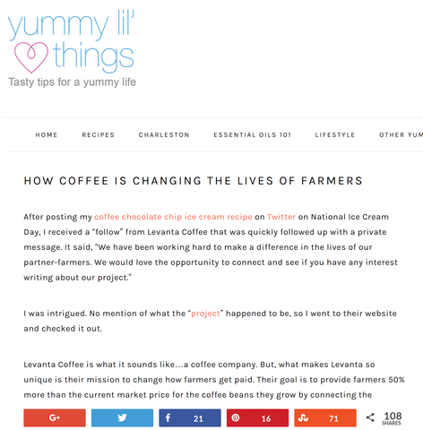 How Coffee Is Changing The Lives of Farmers