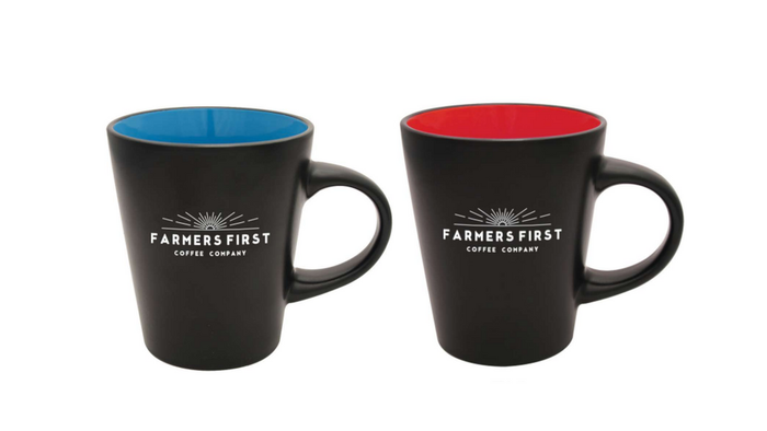 Farmers First Coffee 2-Mug Set (save 25%)
