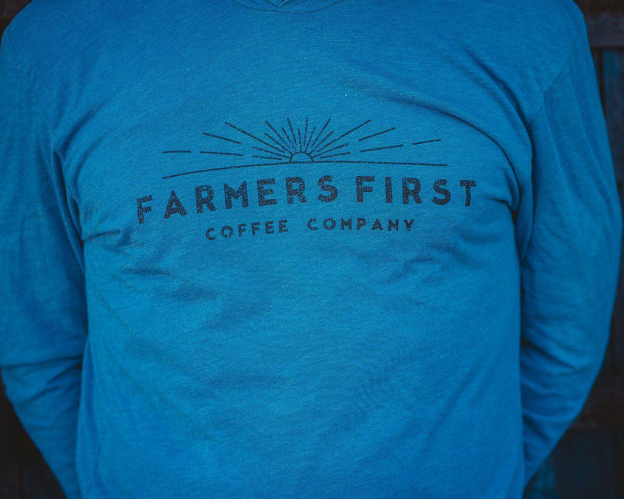 Farmers First Premium Long-Sleeve Tee