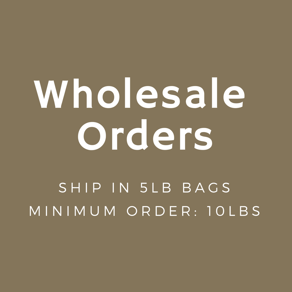 Wholesale 5LB Coffee Bag
