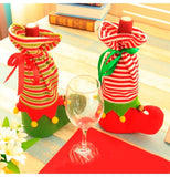 Christmas Wine Bottle Covers & Gift Bags - ChristmaShop