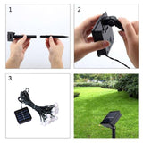 Solar LED Illuminating Lamps - ChristmaShop
