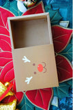Perfect set of Christmas Gift Boxes, 10 x  11.5*11.5*5CM - ChristmaShop