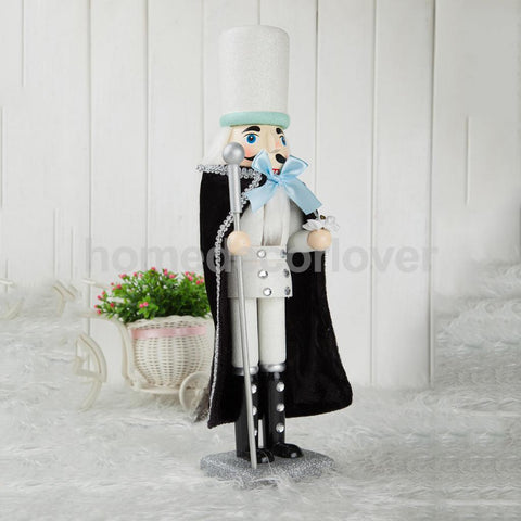 Creative Christmas Wooden Soldier Nutcracker For Gift & Decoration - ChristmaShop
