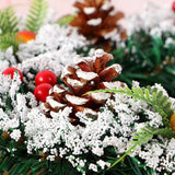 Winter Wonderland Christmas Wreath - ChristmaShop