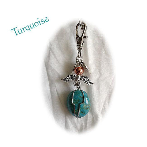 "Dog Charms ""Turquoise"" By Cheli Chelouche - ChristmaShop"