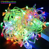 Outdoor Christmas Holiday LED String Lights - ChristmaShop