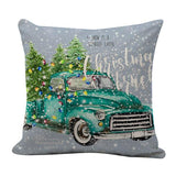 Decorative Christmas Pillowcase for 2019. 45x45cm - ChristmaShop