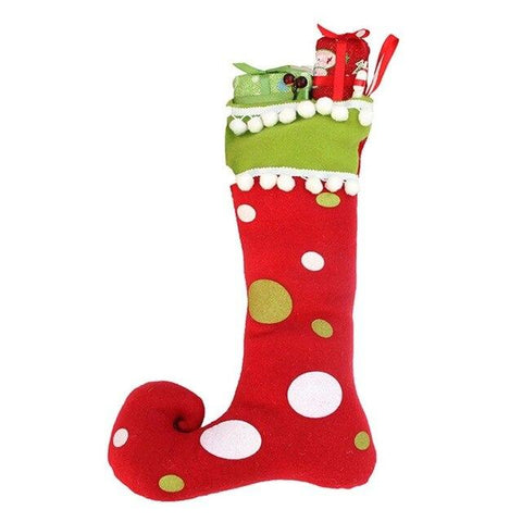 Awesome Elf Christmas Stockings - ChristmaShop