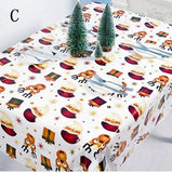 Merry Christmas Tablecloth - ChristmaShop