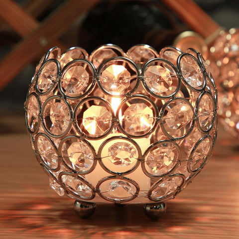 Gold Candle Holders Centre piece for Home Decoration - ChristmaShop
