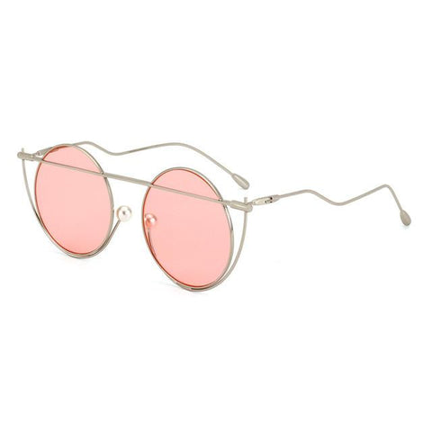Unique Round Women Sunglasses - ChristmaShop