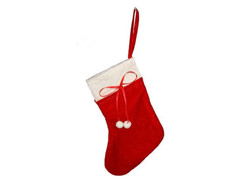 6Pcs New Year/Christmas Stockings Socks Santa Claus - ChristmaShop
