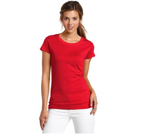 Gildan Canada Maple Leaf Women's T-Shirt - ChristmaShop
