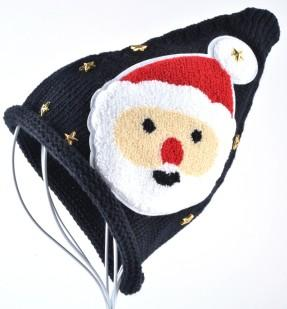 8 colors Fall & Winter Knitted Christmas caps, Fashion - ChristmaShop