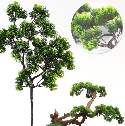 Artificial Pine Tree Branches  for Christmas Decoration - ChristmaShop